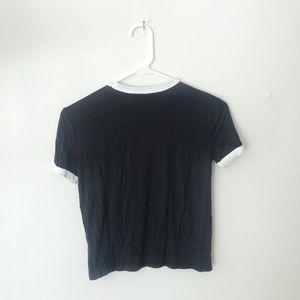 PacSun Tops - PacSun Black T-Shirt
